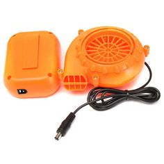 Gemmy Inflatable Costume Battery Pack and Fan NEW