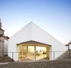 Álvaro Siza + Eduardo Souto de Moura in Santo Tirso, Portugal I The new Abade Pedrosa Museum