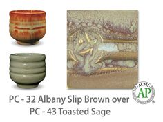 PC-43 Toasted Sage : (PC) Potter's Choice