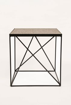 Alpha Stool/Side Table & Little Italy by Red Fox & Wilcox | Yellowtrace