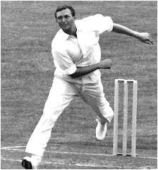 The great Richie Benaud