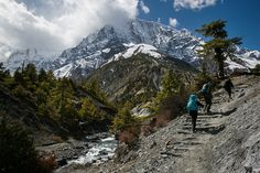 Annapurna Circuit Trek / Guide & Information / Itinerary / Cost 2017