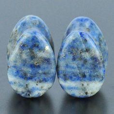 Lapis Lazuli Teardrops # LL-010-1-D