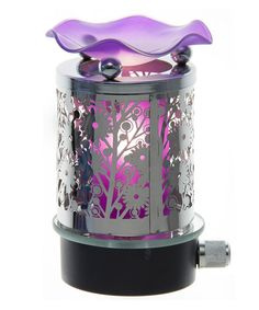 Revive the ambiance of any room with this scented oil burner.