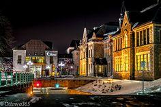 Blog Photo (193/365): Elgin Street Entrance to City Hall | Flickr - Photo Sharing!