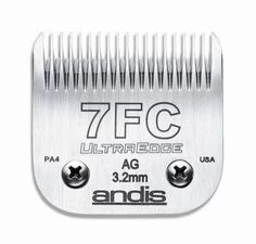 DOG GROOMING - CLIPPERS/PARTS - ULTRAEDGE BLADE - SIZE 7FC - ANDIS COMPANY - UPC: 40102641213 - DEPT: DOG PRODUCTS