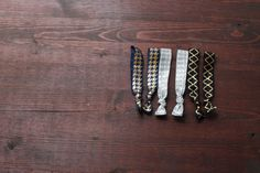 DIY Creaseless Hair Tie -
