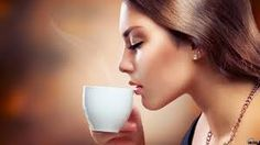 The real smell - coffee time!!!