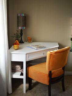 Corner Desk Design, Pictures, Remodel, Decor and Ideas - page 2