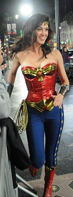 New Wonder Woman Adrianne Palicki New Wonder Woman Costume
