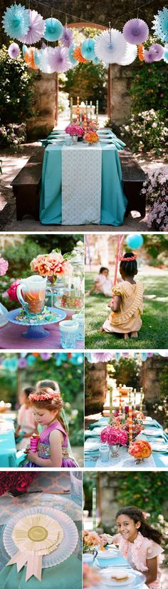 fiesta de verano con color by Sweet Paul