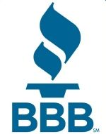 We are proudly ranked at an A+ (the highest rating) through the Better Business Bureau