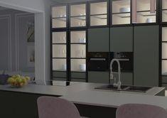 Estamos enamorados del nuevo modelo de #Infercocinas. Puertas realizadas en #Fenix, un material innovador realizado con #nanotecnología que tiene entre sus múltiples cualidades la suavidad en el tacto, su opacidad, su #ecología y la posibilidad de recuperación de los microarañazos. Os invitamos a conocer mas de esta cocina y otras en nuestro estudio #officehogar situado en #fcovitoria15 #diseño #innovacion #cocinasybañosenzaragoza #reformasdecocinas #cocinasmodernas #reformasenzaragoza Divider, Room, Furniture, Home Decor, Gentleness, Renovation, Modern Kitchens, Cuisine Design, Getting To Know