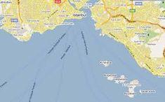 πριγκηπονησσα τουρκιας χαρτης - Αναζήτηση Google Diagram, Map, World, Google, Location Map, Maps, The World