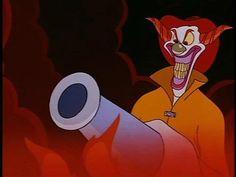 devilclown The Brave Little Toaster