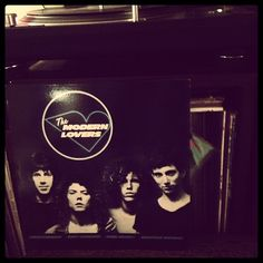 The Modern Lovers  - The Modern Lovers (1986, Rhino release)