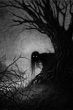 La sombra acecha...