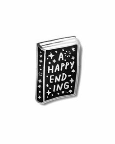 Happy Ending Lapel Pin