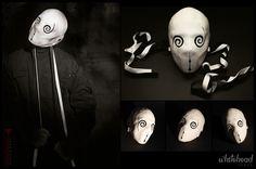 Maski   galeria   ~kellerfaces   użytkownik   digart.pl