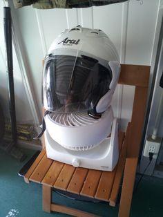 Helmet dryer for 1500yen