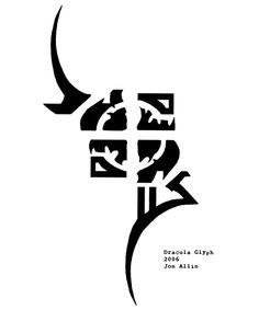 dracula symbol