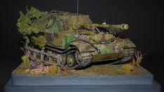 """Sturmgeschütz (StuG Sd.Kfz.184) 8.8cm Pak43/2 (Ferdinand / Elefant) - """"Irgendwo an der Ostfront - Oktober 1944"""""""