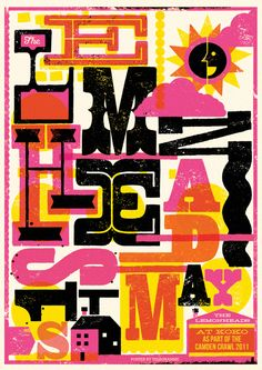 Telegramme is a graphic design studio that specializes in posters, prints, and illustrations.  www.telegramme.co.uk.com