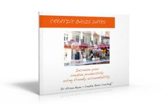 Jumpstart your creative productivity with Creative Oasis Dates. I share the same 5-step process I use with my 1-on-1 coaching clients in my new 11-page e-Book. Find more info here: http://www.creativeoasiscoaching.com/creative-oasis-dates-ebook - Jill Allison Bryan Creative Oasis Coaching™ -