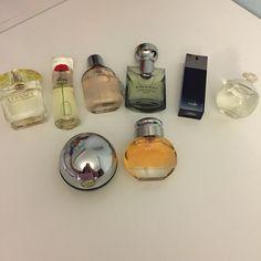 Çanta Boyu Parfümlerimiz 40₺