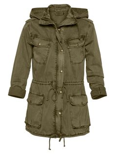 Talula Trooper Jacket $120 - this jacket/color honestly goes with everything. it's comfortable, warm, etc. it's brilliant. totally recommend, and i'm hardly a fashiontrendplatekindagirl.