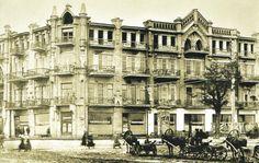 История одного здания. Пятигорск. Отель «Эрмитаж»: dubikvit