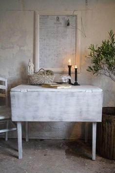 Tafel met uitklapbare zijkanten Jeanne d'Arc Living