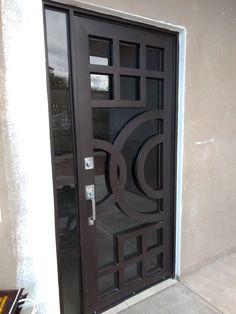 Sliding Door Design, Sliding Doors, House Window Design, Interior Walls, Interior Design, Iron Gate Design, Grill Design, Main Door, Diy Wood Projects