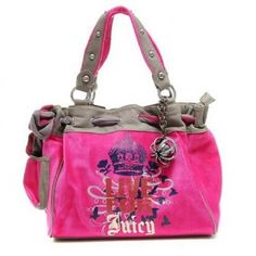 Juicy Couture daydreamer bags,  Juicy Couture tote,  Juicy Couture daydreamer tote