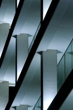 architecture abstract exterior by peter mason, via Flickr