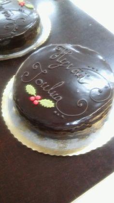 #cake #joulu #romcake #rommikakku #art