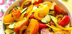 Garden to Table Recipes and Cooking Class from Taste of Home Online Cooking School. Vegetarian Cooking Classes, Vegetarian Recipes, Cooking Recipes, Healthy Recipes, Cooking Chicken Wings, Paleo Vegetables, Cooking Pork Chops, Cooking Beets, Cooked Cabbage