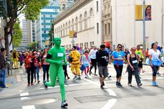 The Best Costumes from Bay to Breakers | Runner's World