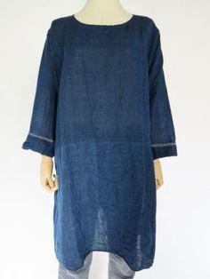 DOSA TUNISIAN TUNIC, MORITA CLOTH