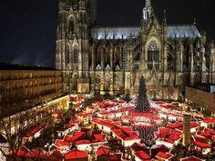 3 mercados de Navidad en Alemania | Colonia, Múnich y Dresde
