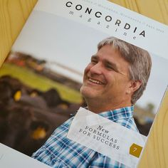 Did you check out the latest Concordia Magazine yet? #cordmn  Find it in your mailbox or online: http://ift.tt/1Ormi8d