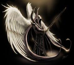 Fairy Wallpaper, Gothic Wallpaper, Angel Silhouette, Silhouette Clip Art, Gothic Background, Dark Angel Wings, Cute Images For Wallpaper, Gothic Angel, Anime Angel Girl