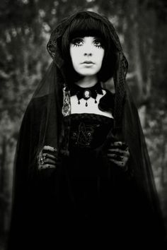 """Gothic lolita photoshoot - part 3.  Photography by Agatoni photography&makeup artist"" - lacydottie"