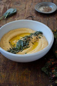 Food and Cook by trotamundos » Hummus de calabaza, para dar la bienvenida al otoño!