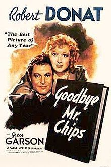 GOODBYE, MR. CHIPS (1933) If I'm blessed to grow as old as Charles Edward Chipping, I hope I'm able to reflect on my life and exhibit as much pleasure as he did ...