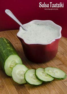 Salsa tzatziki: ricetta per usare i cetrioli