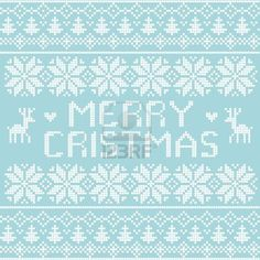 Christmas Nordic Pattern, Vector Royalty Free Cliparts, Vectors, And Stock Illustration. Image 11545312.