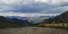 Col d'Izoard - view from the summit The Mont, French Alps, Climbing, Cycling, Mountains, Travel, Biking, Viajes, Rock Climbing