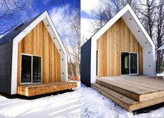 Energy Efficient Home Upgrades in Los Angeles For $0 Down -- Home Improvement Hub -- Via - Bioi Architects have set a whole new bar for energy-efficient housing with this crisp new Warburg house in Alberta, Canada.