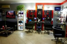 HAIR-MENIK Wella Professional Szalon Arcade Games, Salons, Hair, Lounges, Strengthen Hair